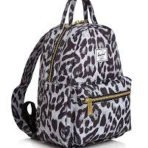 Herschel Nova Mini Backpack Snow Leopard